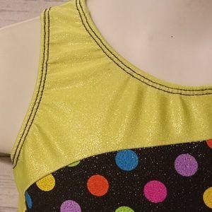 Motionwear Shirts & Tops - Motionwear gymnastics leotard IC 6x-7